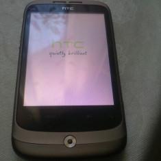 SMARTPHONE HTC WILDFIRE BUZZ FUNCTIONAL, LIBER DE RETEA - Telefon HTC, Gri, <1GB, Neblocat, Single SIM, Single core
