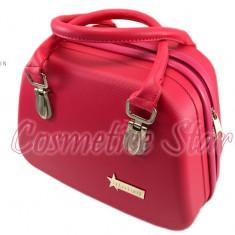 Geanta machiaj /geanta cosmetice Fraulein38 - Pink