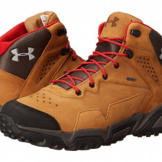 Under Armour UA Tabor Ridge Leather | 100% originali, import SUA, 10 zile lucratoare - z12210 - Ghete barbati