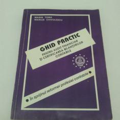 GHID PRACTIC PENTRU AUDIT FINANCIAR ȘI CERTIFICAREA BILANȚURILOR CONTABILE 1995 - Carte Contabilitate