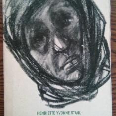 Henriette Yvonne Stahl - Voica, 1957