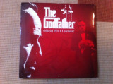 The GODFATHER Official Calendar 2011 movie film cinema Nasul Marlon Brando hobby