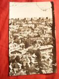 Ilustrata Slatina - Vedere Generala , circ. 1971, Circulata, Fotografie