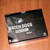 Joc PS3 - Watch Dogs DedSec Edition ( fara joc ), pentru colectionari - Jocuri PS3, Actiune, 18+