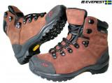 Bocanci Everest Made in Suedia, noi, foarte rezistenti si caldurosi, 36, Piele naturala