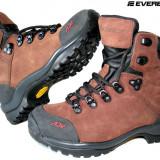 Bocanci Everest Made in Suedia, noi, foarte rezistenti si caldurosi, 36, Din imagine, Piele naturala