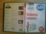 STATS Science Lessons  - PC Software ( GameLand )