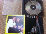 Oran Juice Jones ‎Juice cd disc muzica funk soul pop hip hop def jam CBS 1986