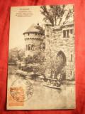 Ilustrata TCV -Budapesta ,  1916 Castel Vajdahunyad, Necirculata, Printata