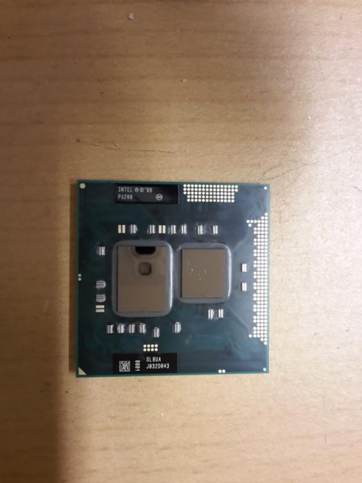 Procesor Laptop Intel Pentium Dual-Core Mobile 2,133GHz foto mare