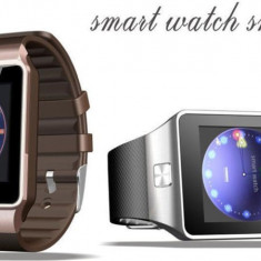 Smart Watch Bluetooth ceas inteligent Smartwatch Zupax SIM, camera, card., Alte materiale, Tizen Wear, Apple Watch