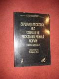 Explicatii Teoretice Ale Codului Penal Roman - Vintila Dongoroz (vol.3,4,6) 2003