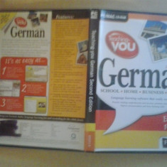 Teaching you German - Second edition - PC Soft (GameLand )