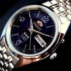 CEAS ORIENT FEM0401UD9 ORIGINAL ceas automatic barbatesc ceas automat - Ceas barbatesc Orient, Mecanic-Manual