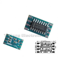 Serial Port RS232 to TTL Converter Adaptor Module Board MAX3232  (FS00741)