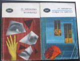 Volum - Carti  1109 - ORASUL cu SALCAMI, ACCIDENTUL  2 vol. - M. Sebastian (A 3)
