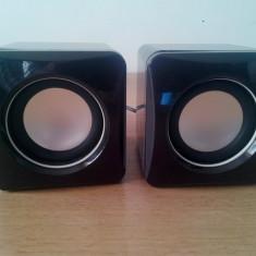 Boxe 2.0 Hama Sonic Mobil, 1W RMS, Stereo, USB. - Boxe PC Hama, 0-40W