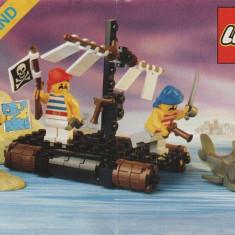 LEGO 6257 Castaway's Raft - LEGO Pirates