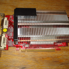 Placa video Ati Radeon HD 2600 pro 512MB DDR2 128 biti pci-e Silent - Placa video PC ATI Technologies, PCI Express