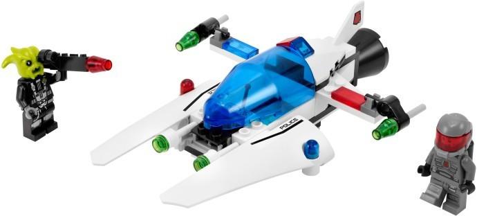 LEGO 5981 Raid VPR foto mare