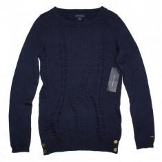 Bluza TOMMY HILFIGER - Bluze Dama, Femei din Bumbac - 100% AUTENTIC - Bluza dama Tommy Hilfiger, Marime: S, Culoare: Din imagine, Maneca lunga