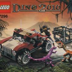 LEGO 7296 Dino 4WD Trapper