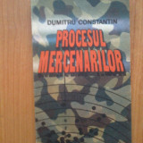 N5 Procesul mercenarilor - Dumitru Constantin - Istorie