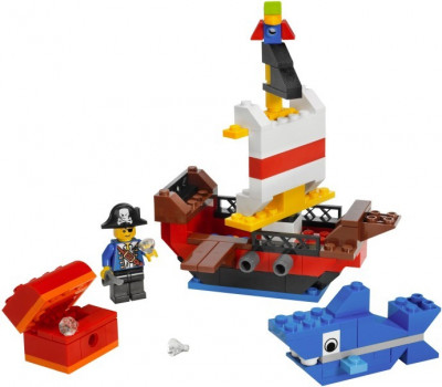 LEGO 6192 Pirate Building Set foto