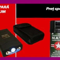 SET AUTOAPARARE : ELECTROSOC LANTERNA SPRAY PARALIZANT HUSA