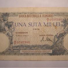 100000 lei 1946 MAI