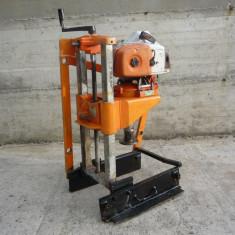 Masina de carotat NORTON CLIPPER cu motor STIHL in 2 timpi