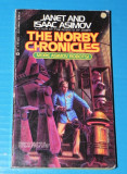 JANET AND ISAAC ASIMOV - SERIA NORBY - THE NORBY CHRONICLES (05047, Isaac Asimov
