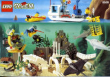 LEGO 6559 Deep Sea Bounty