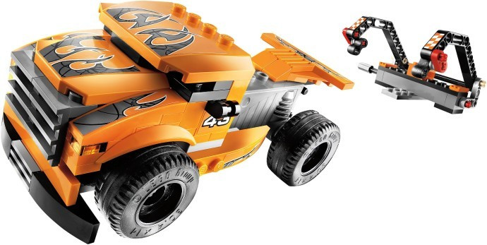 LEGO 8162 Race Rig foto mare