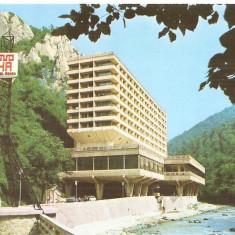 "CPI (B5852) BAILE HERCULANE. HOTELUL ""ROMAN"", Necirculata, Printata"