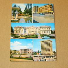 Bacau - vederi - circulata 1992 - 2+1 gratis - RBK10132 - Carte Postala Moldova dupa 1918, Fotografie