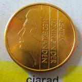 Moneda 5 Guldeni - Olanda 1988 *cod 1817 a.UNC, Europa