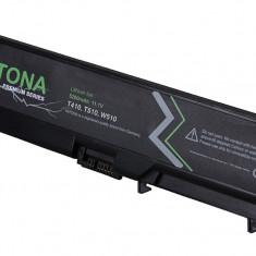 1 PATONA Premium | Acumulator pt Lenovo T520 E40 E50 T410 T510 W510 42T4235, 5200 mAh