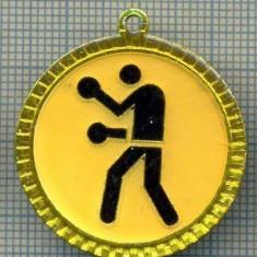 ATAM2001 MEDALIE 852 - SPORTIVA - BOX - LOTO-PRONO ROMANIA- starea care se vede - Medalii Romania