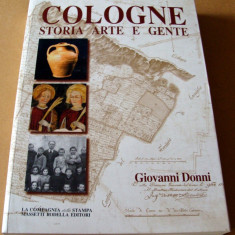 COLOGNE - Storia Arte e Gente / Giovanni Donni - Curs Limba Italiana
