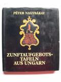 Firme, inscriptii de bresle  vechi  din Ungaria, 128 pagini