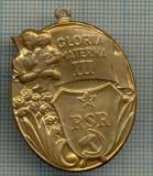 ATAM2001 MEDALIE  844 - ORDINUL GLORIA MATERNA CL.A III-A - starea care se vede