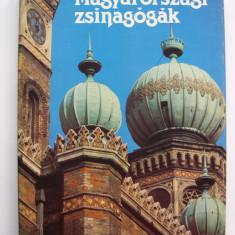 Sinagogi in Ungaria, format mare, 264 pagini