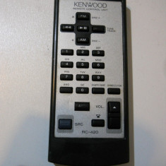 Telecomanda Audio KENWOOD RC-420