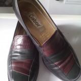 pantofi de piele  Gabor nr. 6 (39)