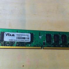 Memorie RAM desktop Vram VR667D264L5/2G DDR2 667MHz 2GB