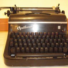 Masina de scris vintage OLIMPIA M10+banda noua de scris