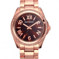Ceas Mark Maddox dama cod MM3017-43 - pret 279 lei; NOU; ORIGINAL - Ceas dama Mark Maddox, Fashion, Quartz, Analog, Diametru carcasa: 40