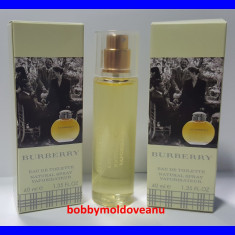 TESTER FIOLA DAMA BURBERRY BURBERRY 40ML - Parfum femeie Burberry, Altul