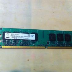 Memorie RAM desktop PQI DDR2-533U 1GB, 533 mhz